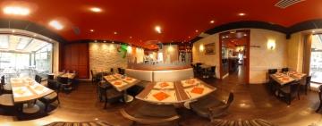 visite 360° du restaurant Terranova